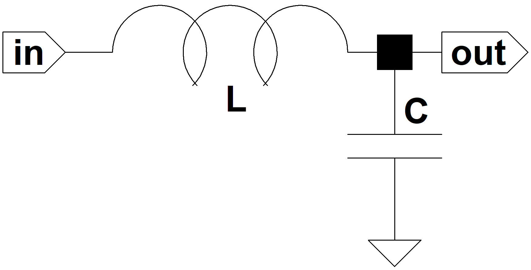 Low Pass Filter Circuit Diagram Lc Ripple Calculator Guitar Amp Lowpass