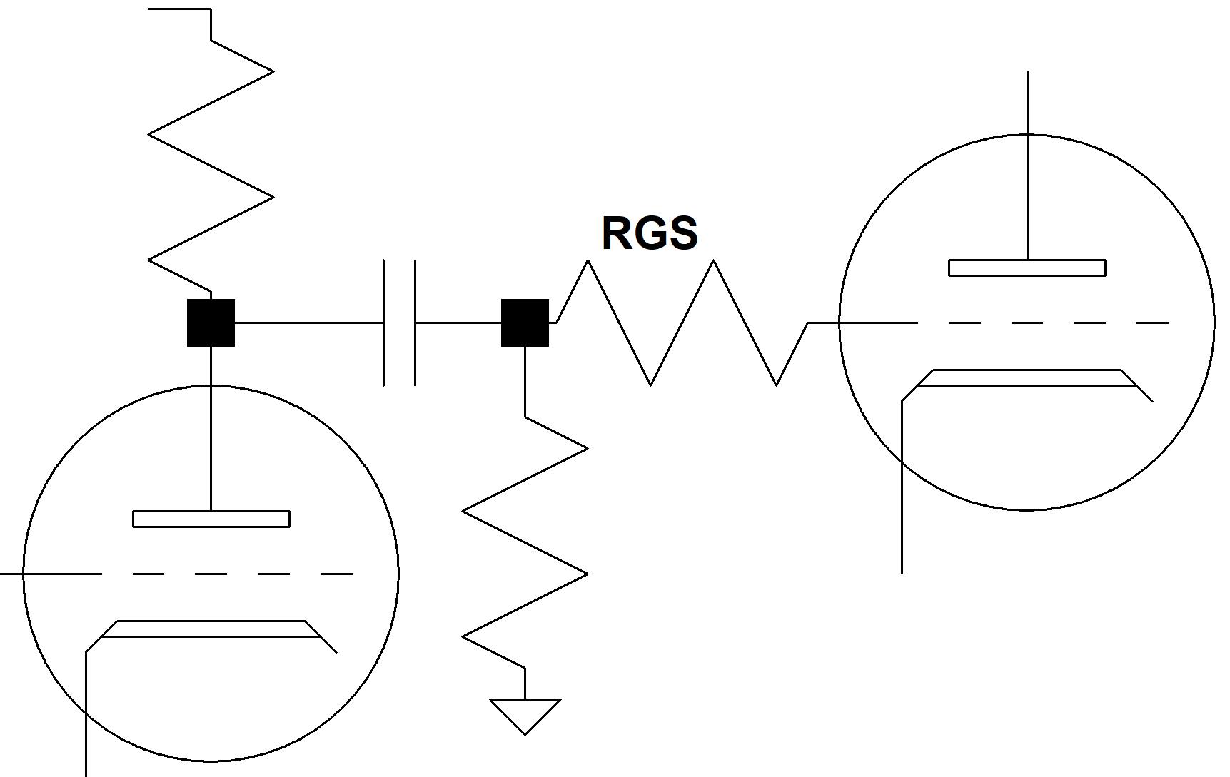 Grid Stopper Resistor Calculator Fender Bassman 5f6 Tweed Guitar Effect Schematic Diagram Amp Circuit